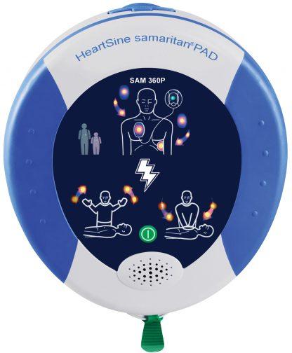 Defibrylator Samaritan PAD 360